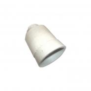 Патрон Е 27  керамический боковое подключение (ЦКБ-06)
