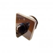 Переключатель пакетный ПКП Е-9 25А/1,831 (1-0-2) 1 полюс АСКО-УКРЕМ