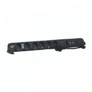 Удлинитель  6x2К+З 1,5м 2хRJ45 2хTV Legrand