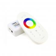 Контролер RGB OEM 18А-2.4G-Touch бIлий