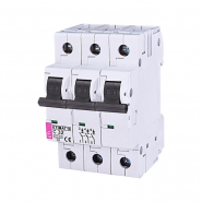 Авт. выключатель ETIMAT 10  3p+N C 50А (10 kA)