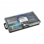 Набор ZD-972F (USB+паяльник+подставка+припой+отвертка+кусачки)