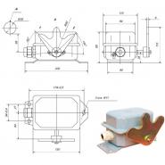 Выключатель концевой Промфактор ПП 744 штамповка