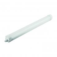 Светильник светодиодный AL5065 230V  36W  2520LM  6500К   IP65,  1170*45*50mm