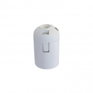 Патрон E27 пластиковий HN-032051 (50шт) (400шт) ХЛ