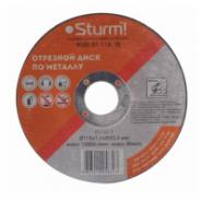Круг отрезной по металу 150*1,6*22 А40 STURM (vitals)