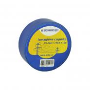 Изолента 0,13мм*19мм 10м синяя АСКО