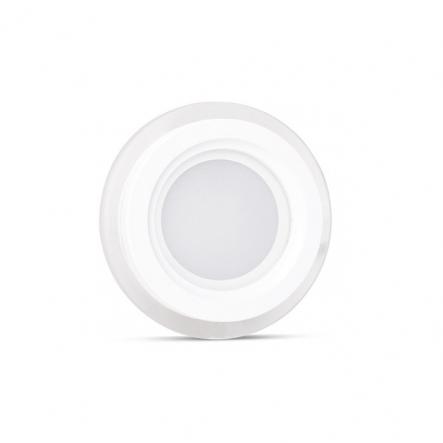 Светильник светодиодный Feron 12W 960Lm 5000K 160*40 (160*35) круглый - 1
