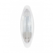 Светильник настенный ERKA 1205 26W E27 IP20 прозрачный