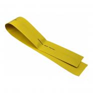 Трубка термоусажеваемая ТУТ 60,0/30,0 желтая ACKO