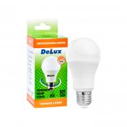 Лампа LED DELUX BL 60 15 Вт 6500K 220В E27
