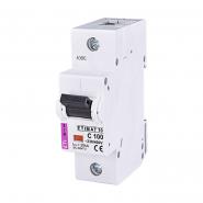 Автоматический  выключатель ETI 10  1p C 100А (20 kA) 2131732