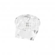 Светильник точечный  JCD9 35W прозрачный  хром
