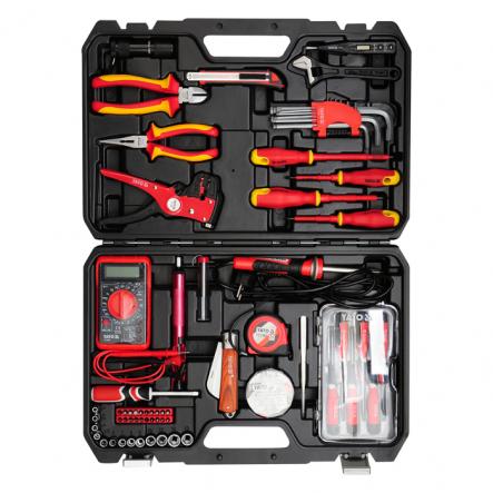 Набор инструментов для электриков 68шт. - 1