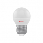 Лампа LED сфера D45  6W PA LB-32/1 Е27 4000 PERFECT ELECTRUM