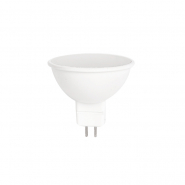 Лампа LED DELUX JCDR 7Вт 6000K 220В GU5.3