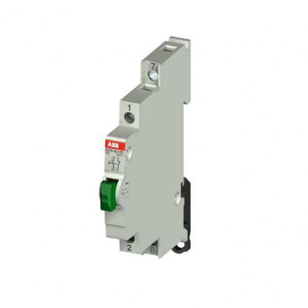 Выключатель кнопочный E215-16-11D ABB - 1
