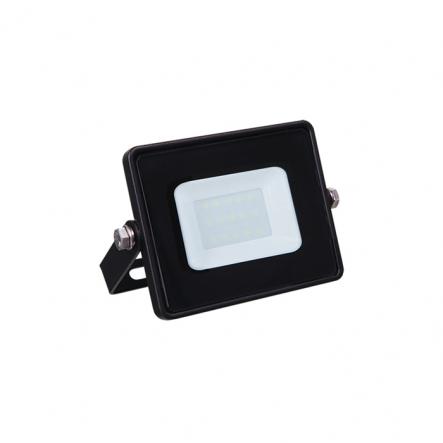 Прожектор LL-992 20W 6400K 230V 1200Lm(155*137*32mm)с матовым стеклом Черный IP 65 - 1