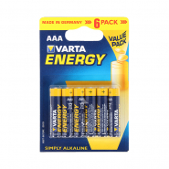 Батарейка VARTA Energy AAA BLI 6