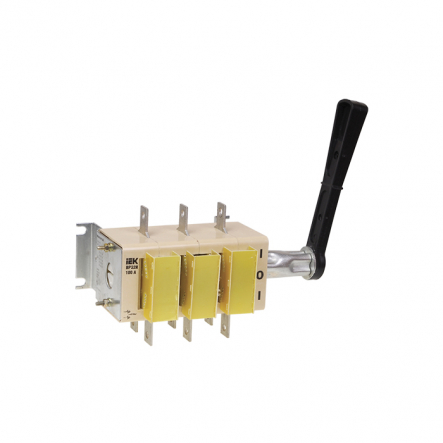 Выключатель-разъеденитель перекидной ВР32И 250А ИЕК - 1