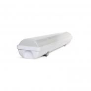 Светильник светодиодный пылевлагозащищенный LED PRIZMA-20 6500 IP65