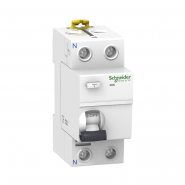 Дифференцbальный выключатель ID К 2р 40А 30 МА A9R50240 Schneider Electric