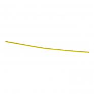 Трубка термоусажеваемая ТУТ 1,0/0,5 желтая ACKO