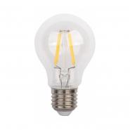 Лампа светодиодная Delux BL 60 220В 6Вт  filament Е27 2700K
