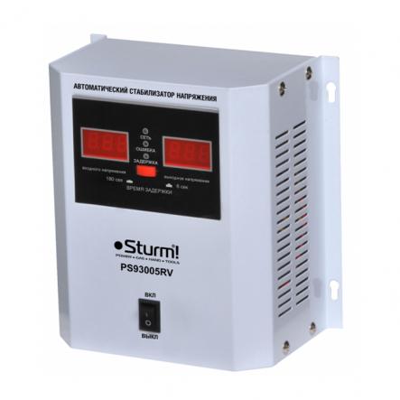 Стабилизатор напряжения PS93005RV STURM - 1