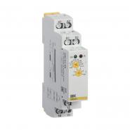 Реле тока IEK ORI. 0,05-0,5 А. 24-240 В AC / 24 В DC  ORI-01-05