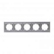 Рамка 5-я , Mono Electric, DESPINA (серебро)
