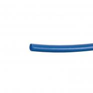 Трубка термоусадочная д.7.9 синяя с клеевым шаром АСКО