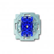 Механизм выключателя одноклавишного кнопочного