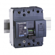 Авт. выкл. NG125N  3р.25А откл способ. 25кА