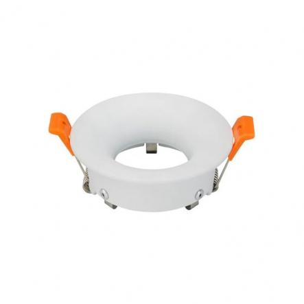 Светильник точечный HOROZ 015-022-0050 круглый белый - 1