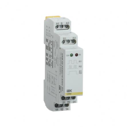 Импульсное реле IEK ORM. 2 конт. 12-240 В AC/DC ORM-02-ACDC12-240V - 1