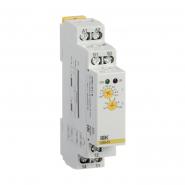 Реле тока IEK ORI. 0,5-5 А. 24-240 В AC / 24 В DC   ORI-01-5