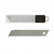 Лезвие для ножей 18мм, 10шт