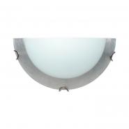 Светильник НББ 1х60W E27 серебро 24141 0,5