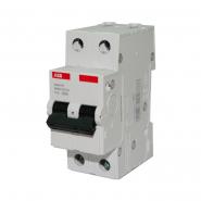 Автоматический выключатель АВВ BMS412 C16 2п 16А 4.5kA