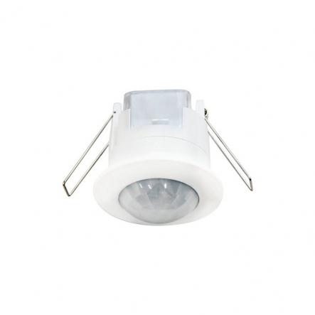 Датчик движения FERON 1200W 230V 6M 360° White CE встраиваемый арт. SEN86 - 1