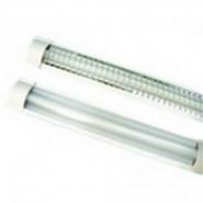 Светильник люминисцентный 2х18 с решеткой