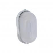 Светильник влагостойкий MIF 020 100W овал белый без решетки