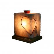 Светильник соляной Аромат любви