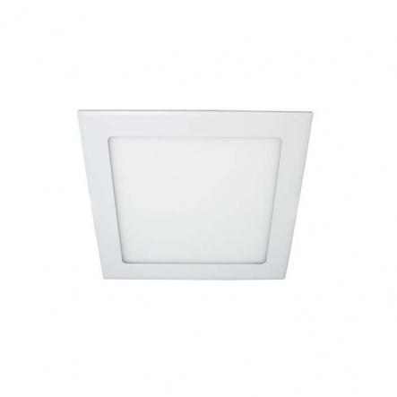 Светильник светодиодный Feron 28W квадрат 2240Lm 5000 (6400)K 300*300*19mm - 1