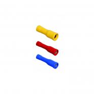 Наконечник РшИм5,5-6-4; 4-6мм разъем плоский желтый штекер