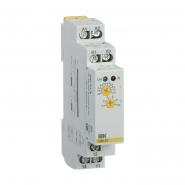 Реле тока IEK  ORI. 0,8-8 А. 24-240 В AC / 24 В DC   ORI-01-8