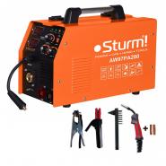 Сварочный аппарат-инвертор полуавтомат STURM AW97PA280 280A
