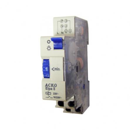 Реле управления лестничным освещением ACKO E8 - 1