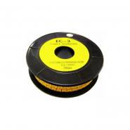 """кабельн. маркир.ЕС-3 5,2-10кв.мм символ """"3"""" АСКО"""